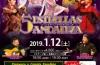 2019・1・12(土)5 ESTRELLAS ANDALUZA フラメンコライヴ in 恵比寿サラ・アンダルーサ