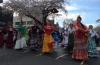 2019・4・7(日)茨木県日立市さくら祭り!フラメンコライヴ in 平和通り特設ステージ